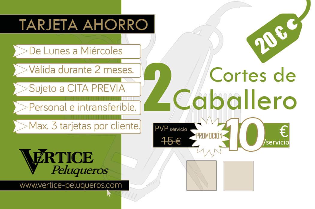 Promociones Peluquería Santiago de Compostela - Vértice Peluqueros